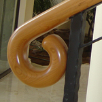 Details of Hand Rails